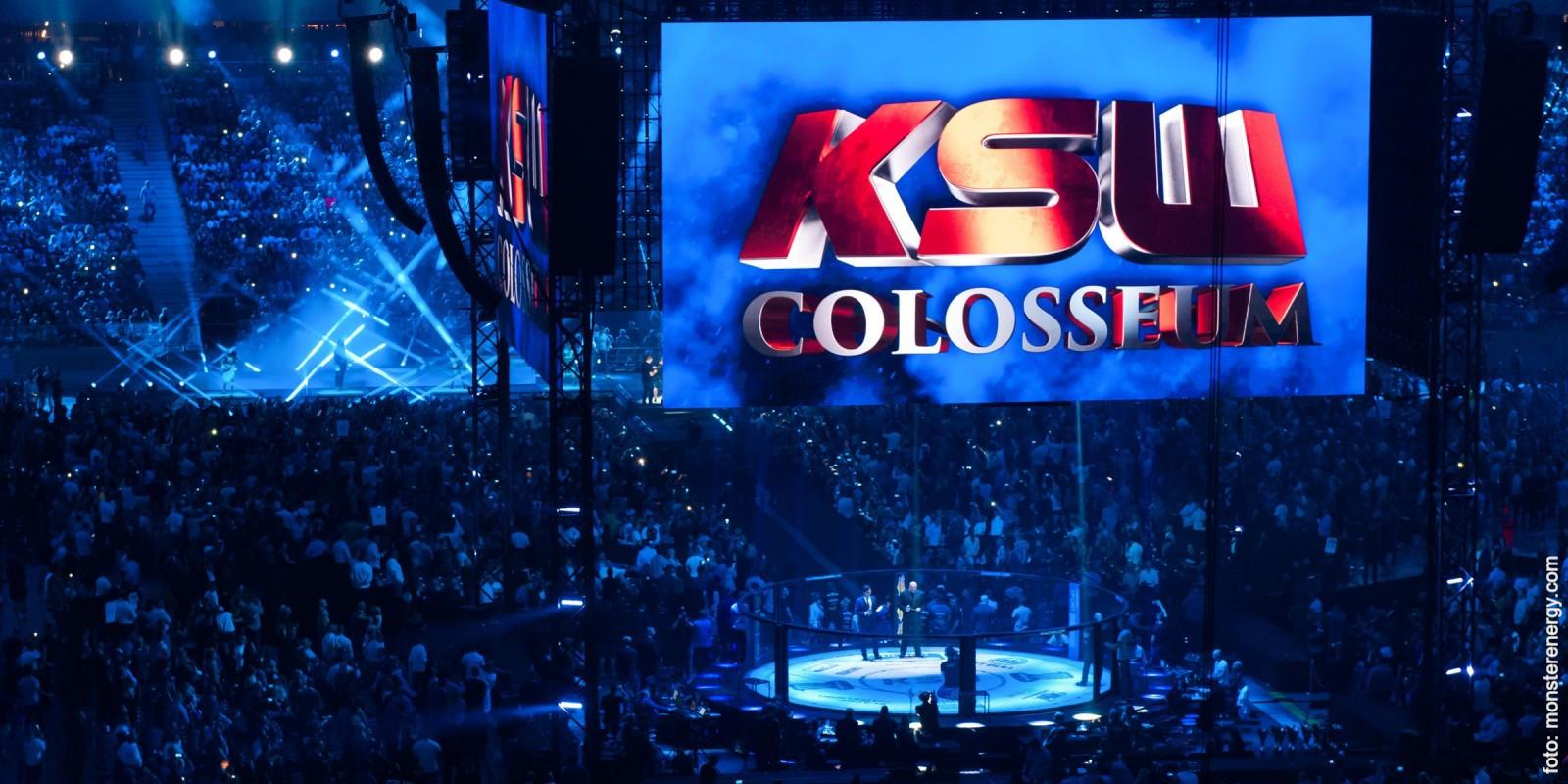 Reklama w KSW