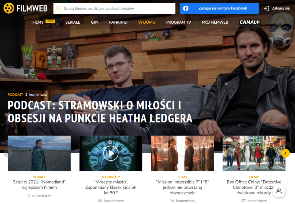 kampania na filmweb