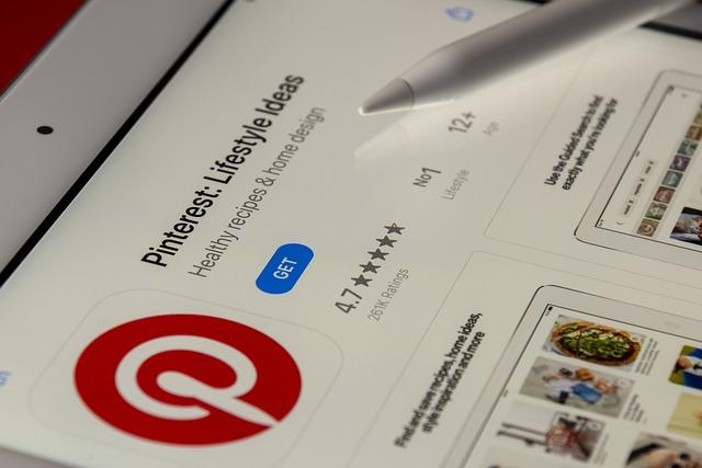 Cele kampanii Pinterest Ads